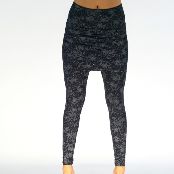 Leggings mit Rock