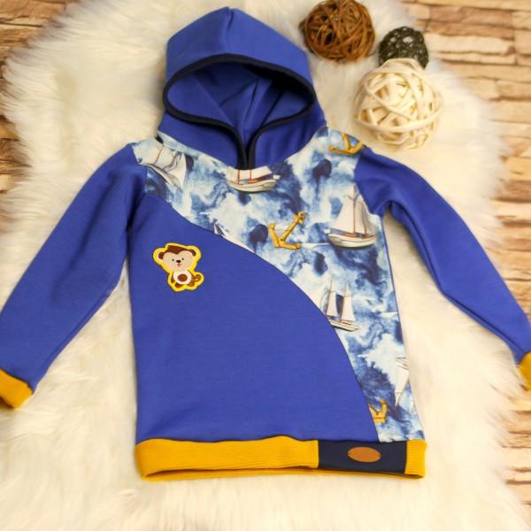 Pullover mit Kapuze für Kinder