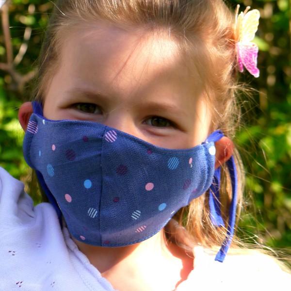 Wiederverwendbare Mund und Nasen Maske für Kinder
