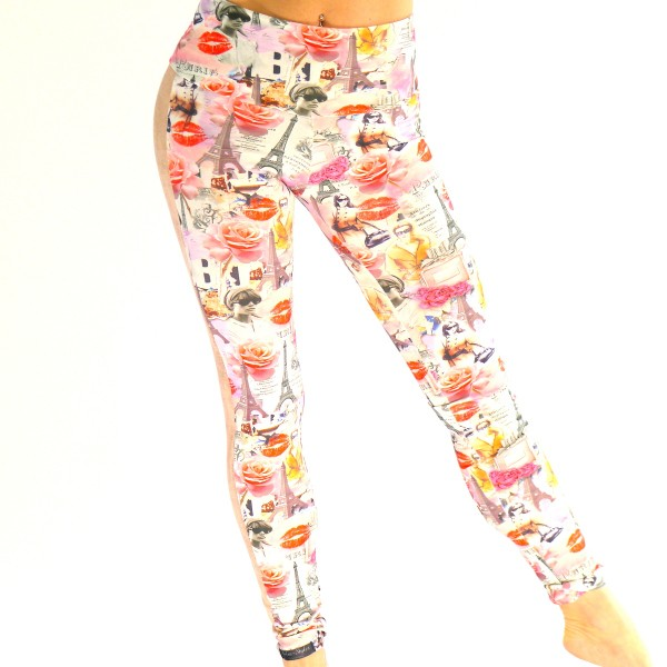 Leggings Paris