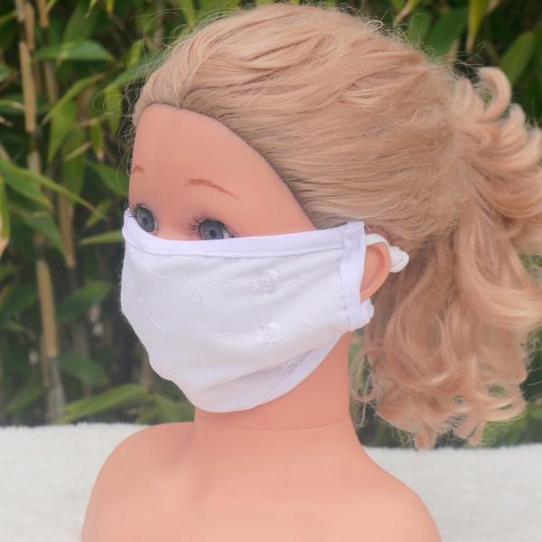 Wiederverwendbare Mund und Nasen Maske aus Baumwolle