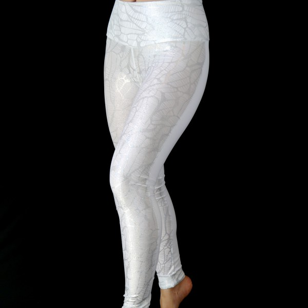 Leggings Silver