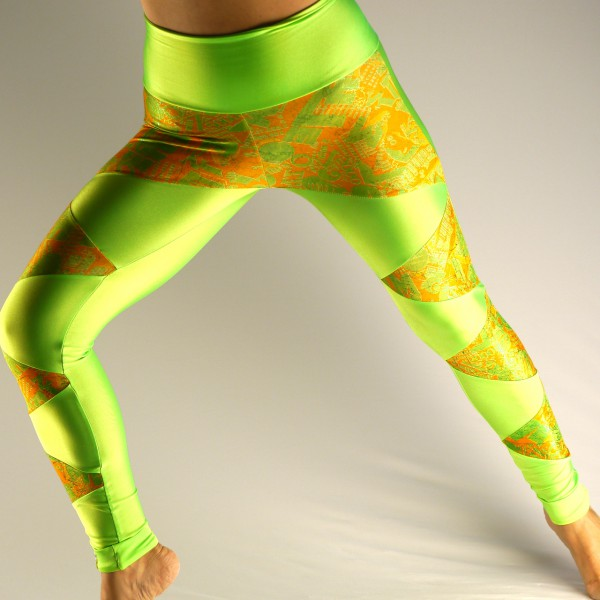 Leggings Latin Dance + Sport 20