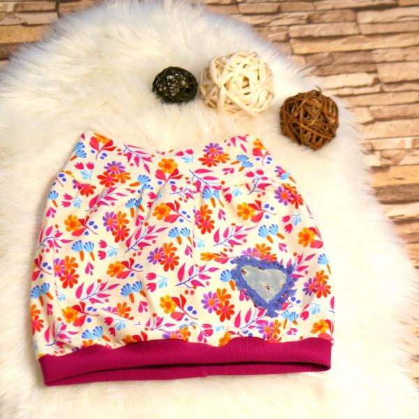 Ballonrock für Mädchen aus Bio Baumwolle / Baby / Babykleidung