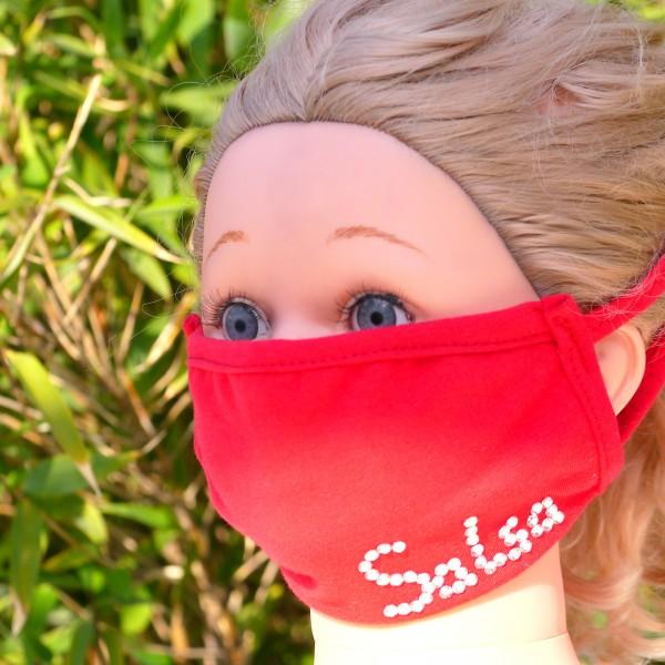 Wiederverwendbare Mund und Nasen Maske