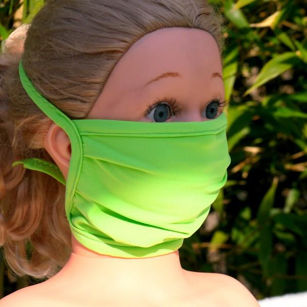 Mund und Nasen Maske mit Nasenbügel