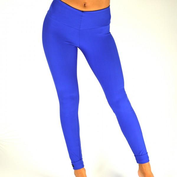 Baumwoll Blau