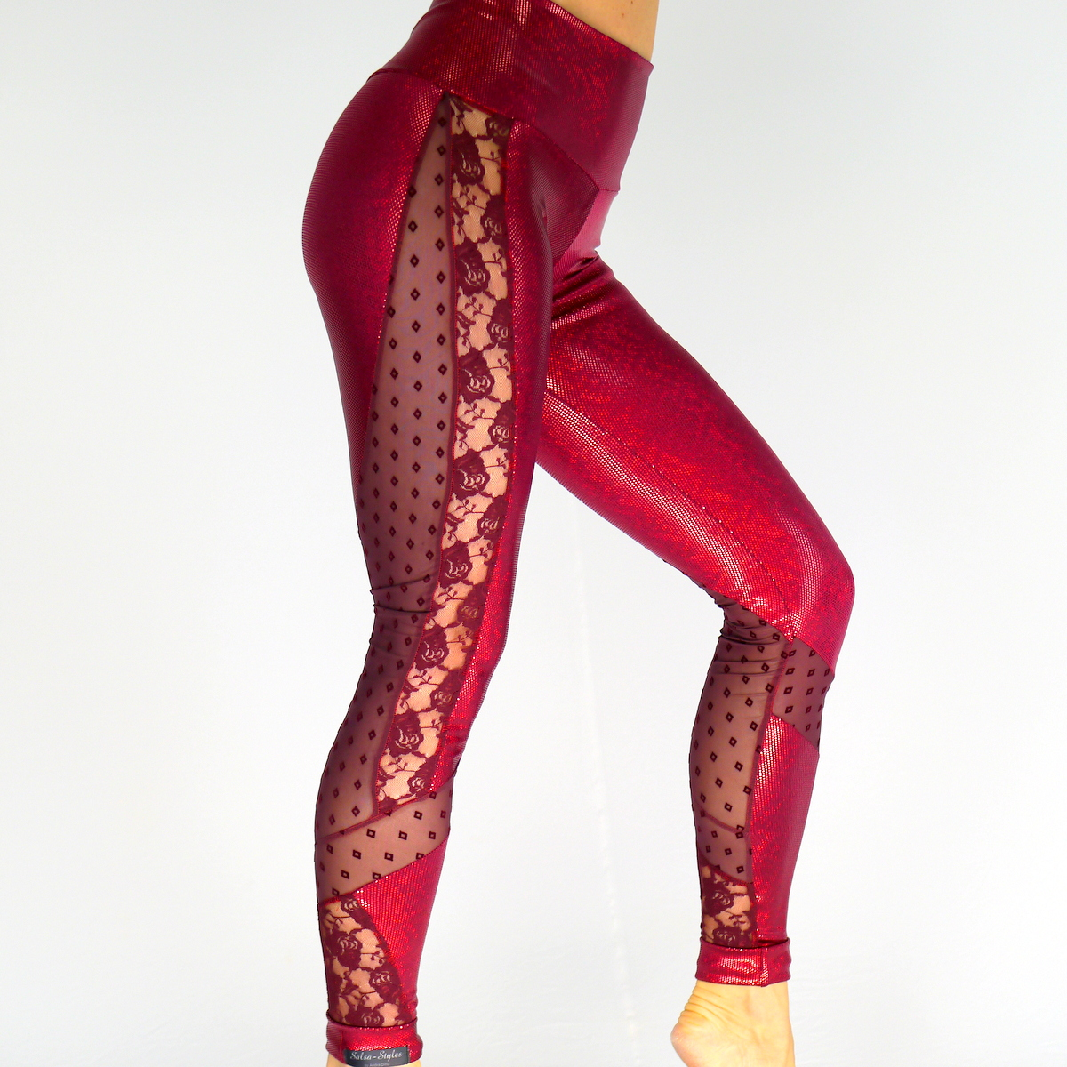 leggings sarah bunte leggings leggings salsa styles. Black Bedroom Furniture Sets. Home Design Ideas