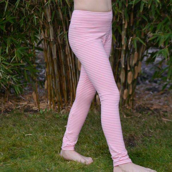 Mädchen Leggings aus Baumwolle