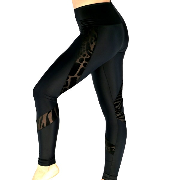 Leggings Ausbrenner - R