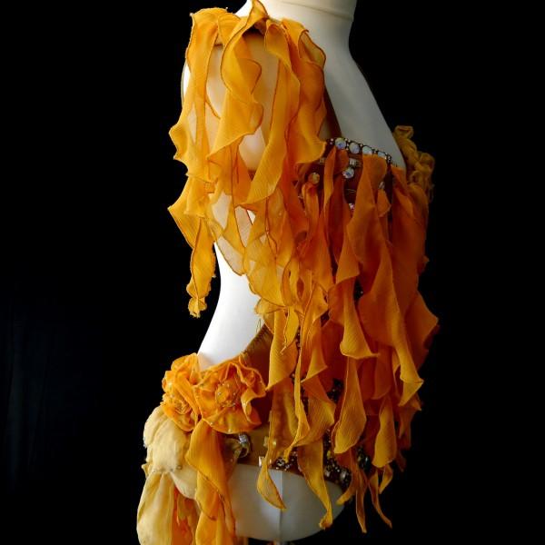 LED Salsa Kleid
