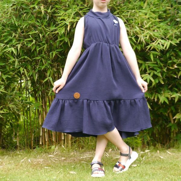 Handgemachtes Sommerkleid für Mädchen